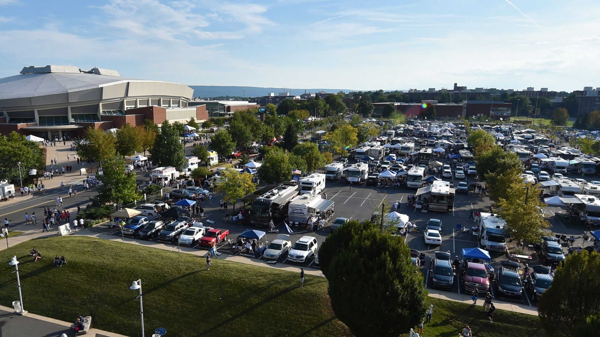 Penn State Announces Gameday Parking Changes For Maryland Football